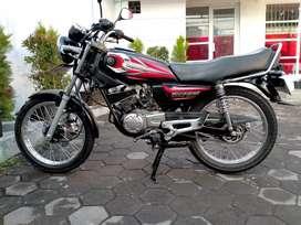 Dijual Motor Yamaha RX King th 2007 tangan pertama