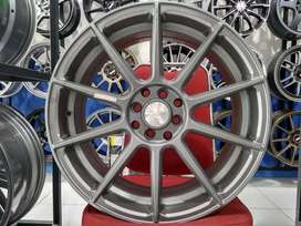 Velg Mobil Mobilio, Evalia, Freed dll Type FUJI JD81 Ring 18 HSR Wheel