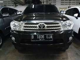 Toyota Fortuner 2.7 G Lux AT Tahun 2009