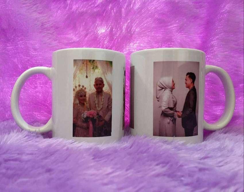 custom mug buat suvenir pernikahan 0