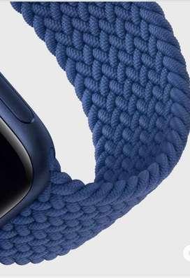 Apple watch braided loop 2 straps