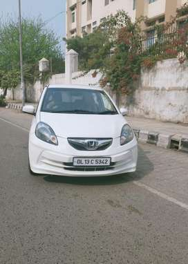 Honda Brio E Manual, 2013, Petrol