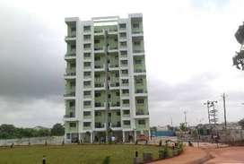 1BHK Flat on Rent in Chakan @ Kushal Swarnali Project