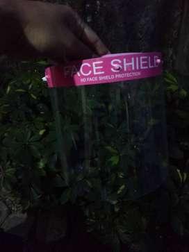 Face shield pabrikan