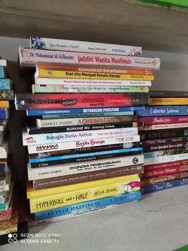 Cari buku bekas, untuk kami beli