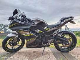 Ready Stok Kawasaki Ninja 250 ABS Pengeluaran 2019