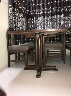 Burma wood dinning table