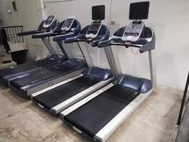Imported treadmills and cycles available