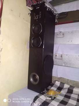 Tower Woffer speaker osm bass