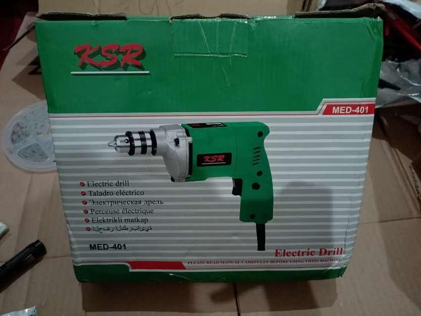 KSR drill Machines available