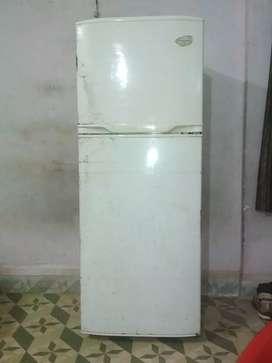 Refrigeration double door