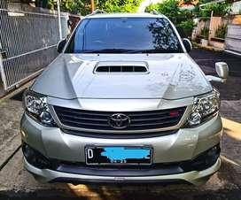 Fortuner Diesel 2.4 TRD VNT Turbo Istimewa