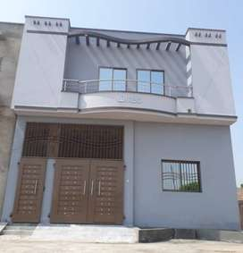 4 Marla Double Story House For Sale – Sultan Bahu Block Khanewal