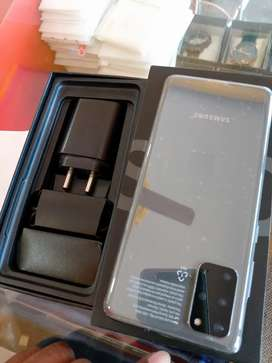 Samsung S20+ 128gb Rs.58000(fixed price)