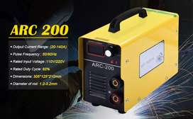 Arc-200 Mini Welding Machine Dc inverter welding plant