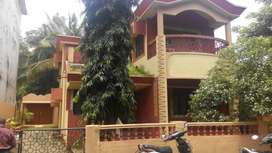 4 BHK Villa for rent for commercial purpose in Fatorda