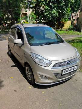 Owner Driven Hyundai i10 Sportz Car In Excellent Condition