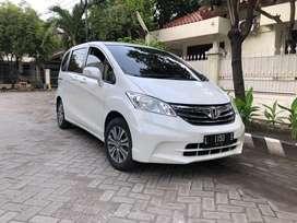 Honda Freed E PSD 2013 Putih AC Digital Dp Minim Siap Proses.!!