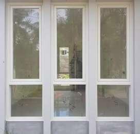 Jasa pengerjaan jendela aluminium terpercaya