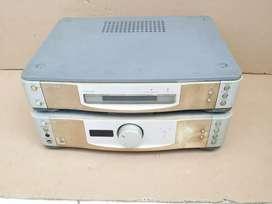 Amplifier Sony Placido Kondisi Mati