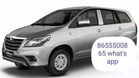 INNOVA AVAILABLE ON RENT
