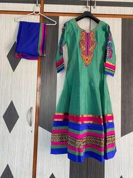Best quality silk dress