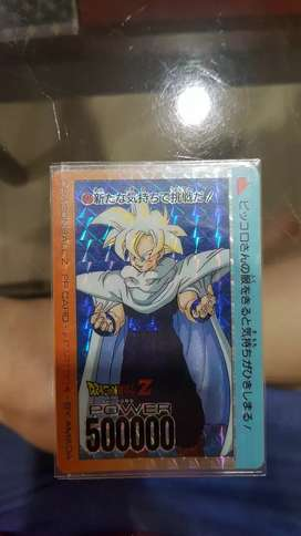 kartu dragon ball pp card amada part 20