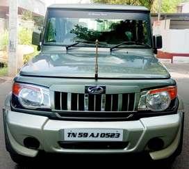 Mahindra Bolero SLX, 2008, Diesel