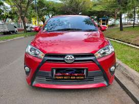 Toyota Yaris S TRD Sportivo 1.5 Manual 2015