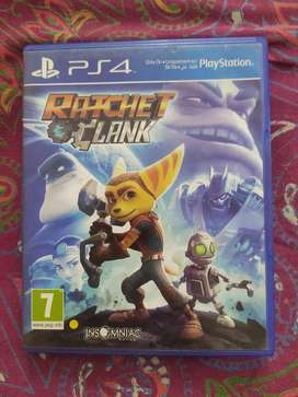 PS4 Game | Ratchet and Clank