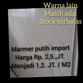 Marmer lokal / Import