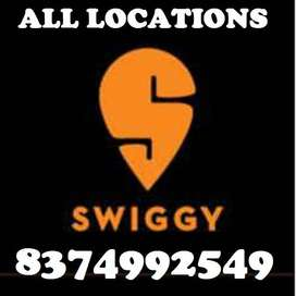 10000RS JOINING BONUS FOR DELIVERY BOYS IN SWIGGY/NO TARGETS/SPOT JOIN