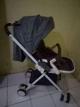 Stroller merk Babydoes Nexus