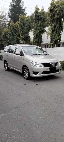 Toyota Innova 2004-2011 2.5 G4 Diesel 8-seater, 2012, Diesel