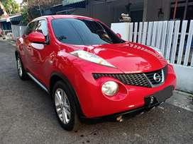 Nissan Juke RX merah 2011/2012 tangan 1 istimewa