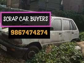 Buzz-- Scrap car buyers N salvage car buyers