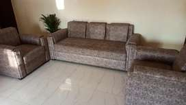 one month used sofa for sale at 18000