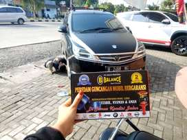Buat Mobil Lebih STABIL & Bebas Guncangan pakai Damper BALANCE