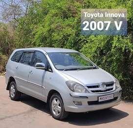 Toyota Innova 2.5 V 8 STR, 2007, Diesel