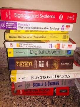 Electronics books btech