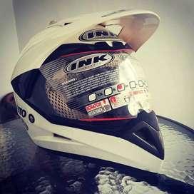 Helm Supermoto INK