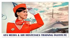 Airhostess/ Ground staff required for reputed Dom / Intl. Airlines