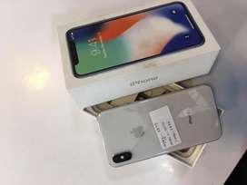 {IPHONE X 64GB }[WITHOUT USED]{BRAND NEW}