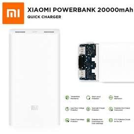 Xiaomi Power Bank 20000 mAh Original 100% Best Seller (Powerbank) Ori