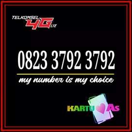 As cantik kartu perdana telkomsel simpati abcd sakti combo 3792
