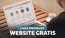 Pembuatan desain website jasa web design digital marketing serang