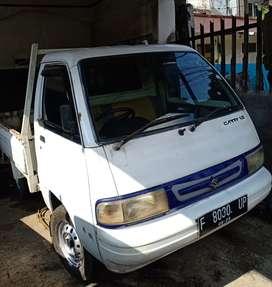 Suzuki Futura Tahun 2010 Plat F Sukabumi