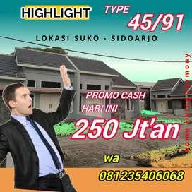 Rumah mewah harga murah