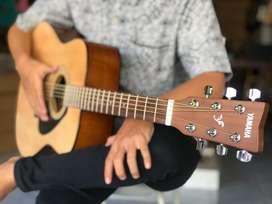 Gitar Original Yamaha F310 Bukan Cort