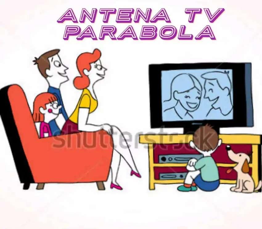 Kios Pasang Parabola Dan Pasang Antena Tv Area Matraman Jakarta Timur